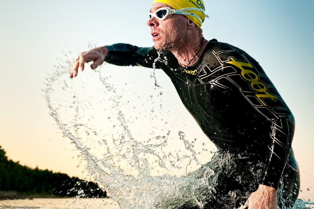 Livestrong Triathlon Portrait